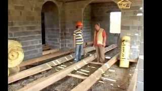 видео Порядок и этапы строительства частного загородного дома, коттеджа