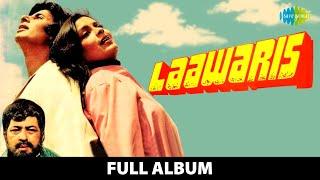 Laawaris | Full Album | Amitabh Bachchan, Zeenat Aman | Apni To Jaise Taise | Kab Ke Bichde Hue