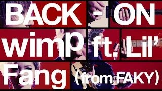 BACK-ON OFFICIAL HP:http://www.back-on.com/ 4人組ROCKバンドBACK-ON...