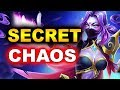 SECRET vs CHAOS - Puppey vs W33 Fight! - MDL DISNEYLAND PARIS MAJOR DOTA 2