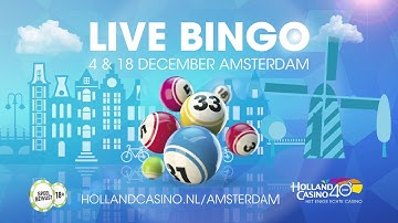 Holland Casino Bingo