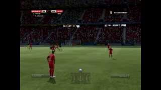FIFA 12 Gameplay PC [ Full HD ]
