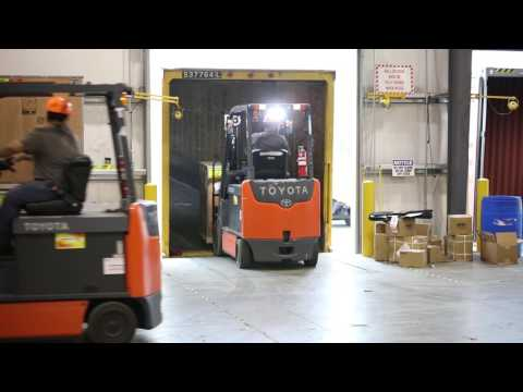 BendPak Improves Logistics For Faster Shipments