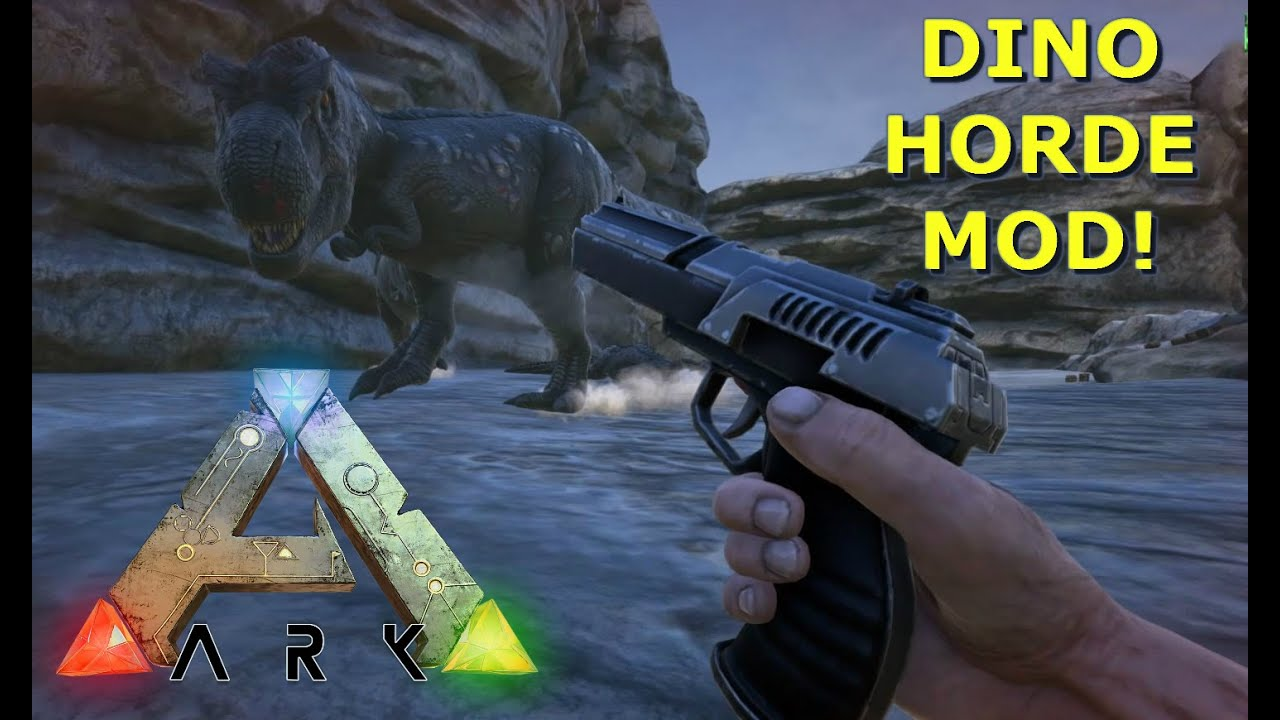 how to delete mods in ark