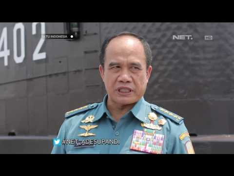 Satu Indonesia Bersama Kepala Staff TNI AL, Laksamana TNI Ade Supandi