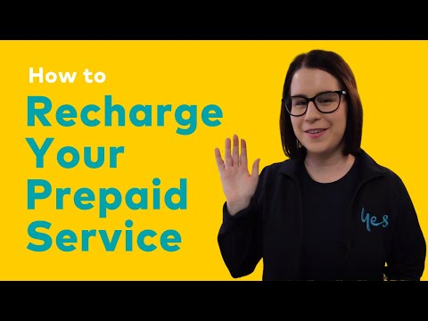 How To Recharge Your Optus Prepaid Service