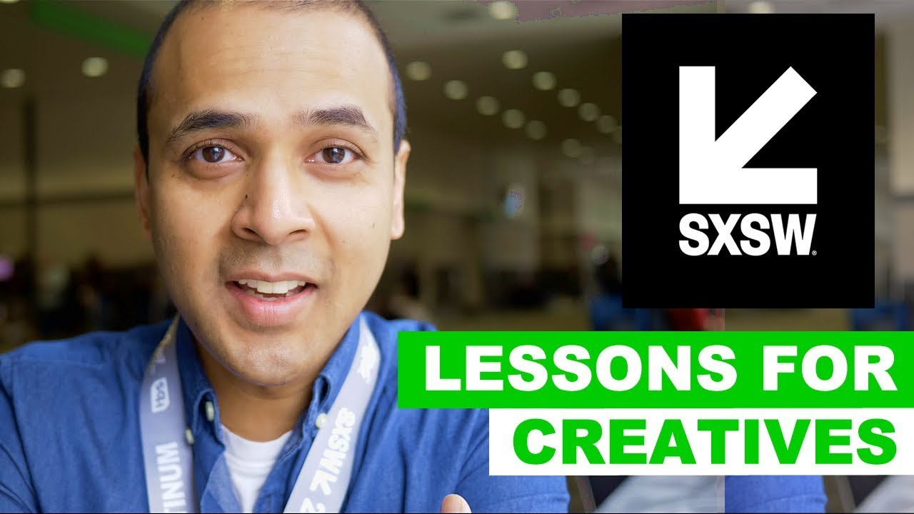 SXSW 2018 Lessons for Creatives in Music Production, Film, and Technology