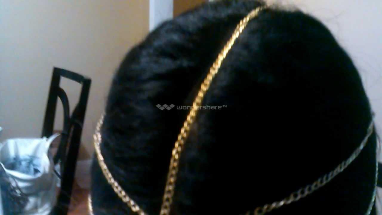 Diy gold headpiece egypt inspired easy youtube solutioingenieria Choice Image