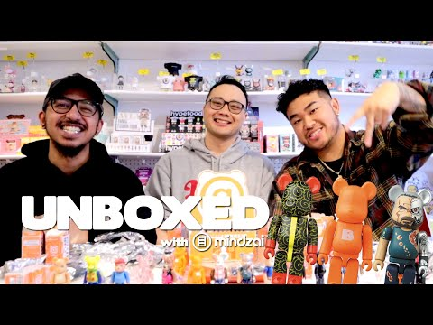 Unboxing Bearbrick Series 39 Full Case With Teddy Tong! - Unboxed EP93