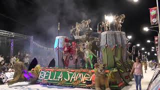Comparsa Bella Samba 2019 - Primera noche - Carnaval de Concordia 2019