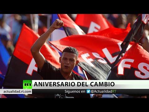 RT en Español: Nicaragua celebra el 39.º aniversario de la Revolución Sandinista