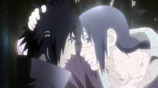 Naruto Shippuden OST Decision   Itachi and Sasuke Farewell
