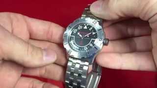 2431.01/350617 Vostok 24-hour watch /