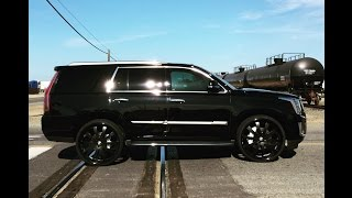 2015 Cadillac Escalade Choppin' Forgiato 3 Piece 28