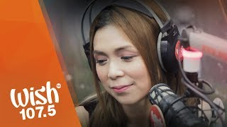 "Nina performs ""Jealous"" LIVE on Wish 107.5 Bus"