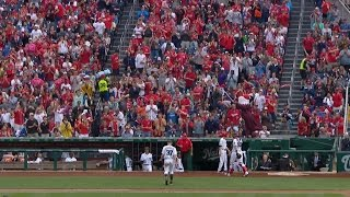5/27/17: Strasburg's 15 K's leads Nationals to win