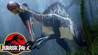 Raptors - Willkommen in Jurassic Park 1 & 3! | LP Deutsch