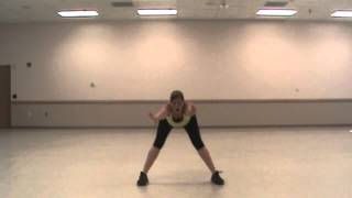 Zumba - All of Me (Cool-down)