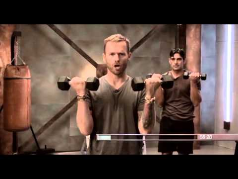 Bob Harper   Main Workout