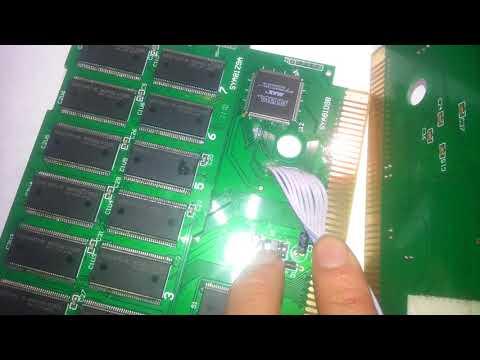 SNK Neo Geo MVS 161 in 1 Voltage Regulator (& Some PCM Testing) by