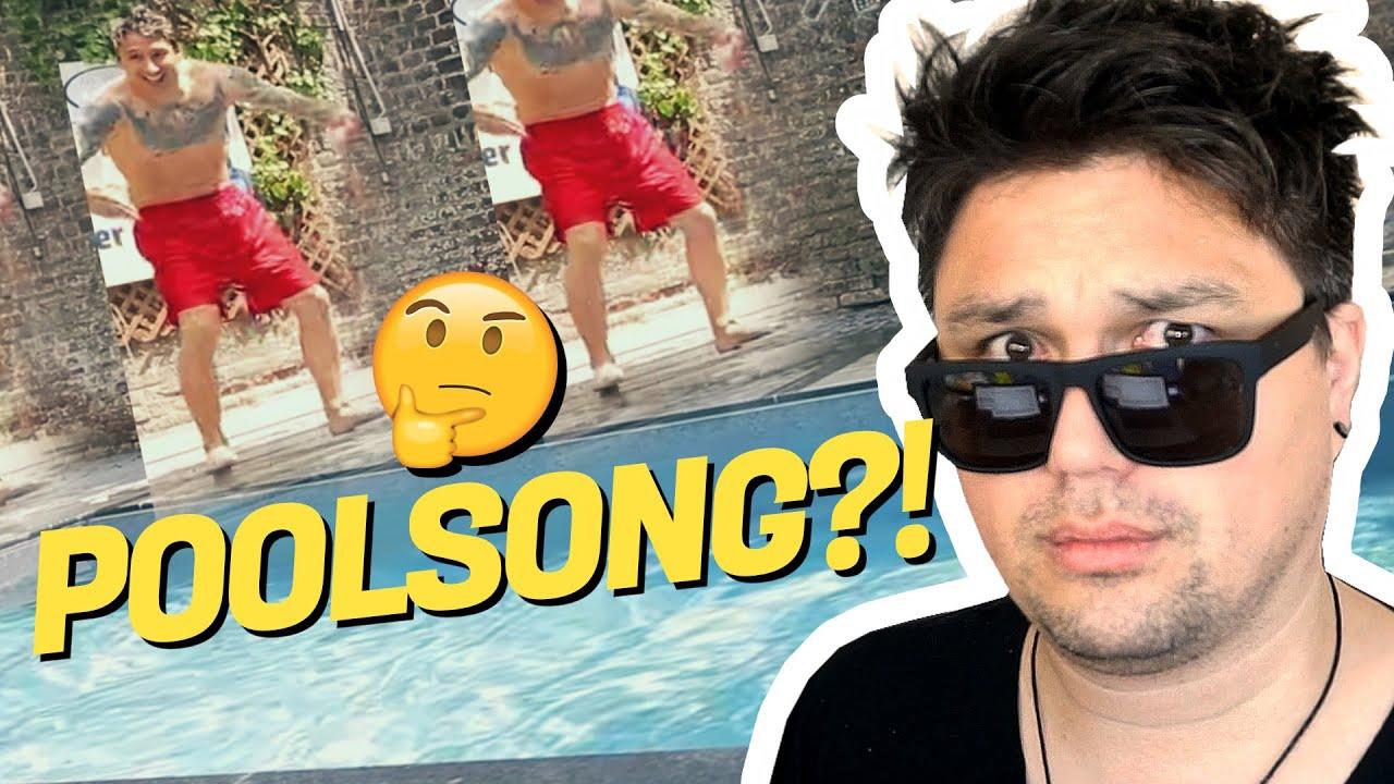 POOL Musikvideo bei JULIEN BAM & Neue MUSIK?! | Vincent Lee