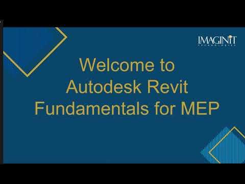 Revit MEP Fundamentals