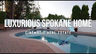 Cinematic Real Estate Video   Spokane, WA