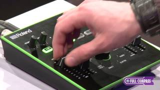 Roland VT-3 Voice Transformer Overview | Full Compass