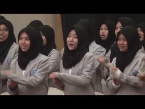 Lagu Daerah Cilegon Surantang surinting PADUAN SUARA