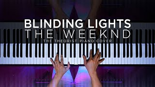 Baixar The Weeknd - Blinding Lights | The Theorist Piano Cover