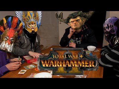 QUAD COMMUNITY CAST | Mortal Empires - Total War Warhammer 2 Multiplayer Batles