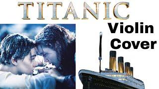 Titanic Violin -  Cybin George