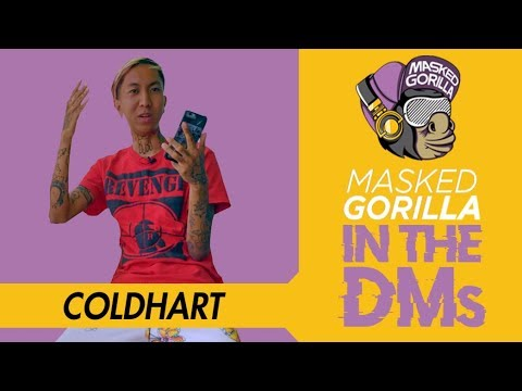 Coldhart Goes 'In The DMs' w/ Masked Gorilla