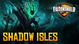 Repeat youtube video Falconshield - Shadow Isles (League of Legends Music - Thresh)