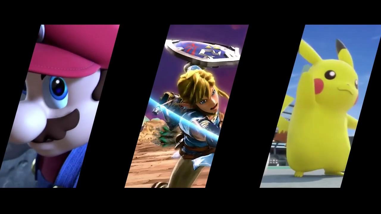 Super Smash Bros. X Megalovania (Undertale) TEASER