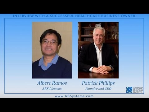 Entrepreneur Albert Ramos Shares How He Started a Business in Healthcare