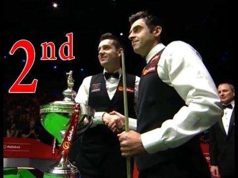 World Snooker Championship 2014 Final RONNIE O'SULLIVAN
