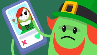 Dumb Ways to Die Original New Update! 3 New Mini Games St. Patrick's Day Dumbest Play