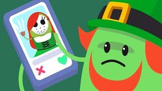 Dumb Ways to Die Original New Update! 3 New Mini Games St. Patrick's Day Dumbest Play