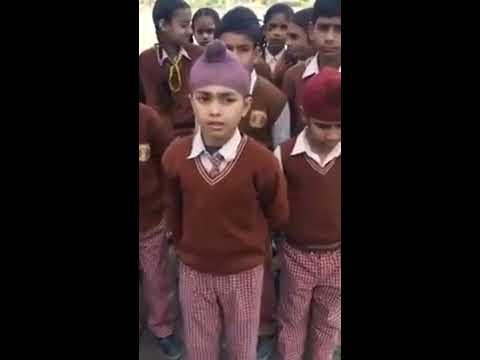 Vela aa Gaya Hai - Cover Song By Simran & Tripat - An year of Chaar Sahibzaade