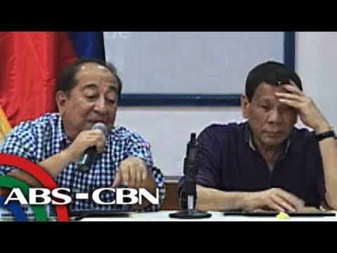 Bandila: Duterte, nag-abot ng tulong sa Albay