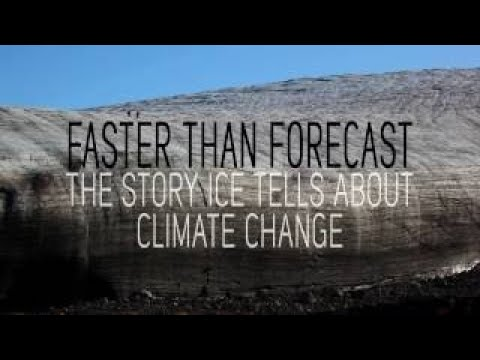 Faster than forecast: the story ice tells about abrupt anthropocene climate change with Ja