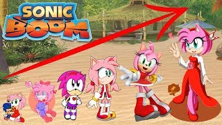 - Sonic Boom Growing Up Compilation