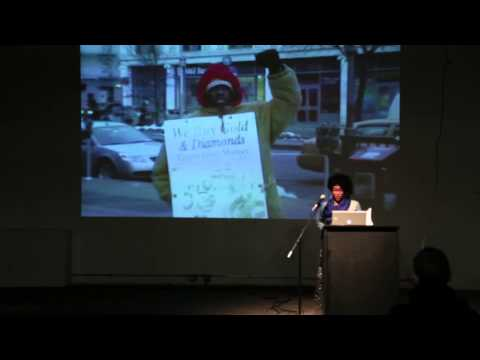 Shani Peters Lecture