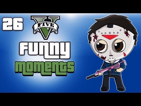 GTA 5 Online Funny Moments Ep. 26 (Playing...