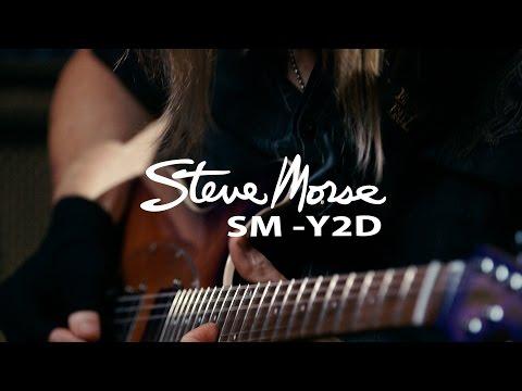 Steve Morse demos his Ernie Ball Music Man SM-Y2D