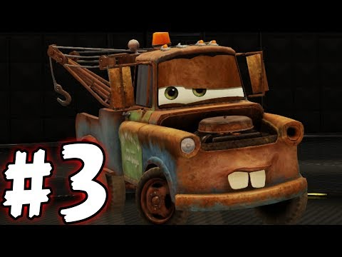 CARS 3 - The Videogame - Part 3 - Tricky Mater!