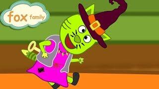 Fox Family Сartoon for kids #385