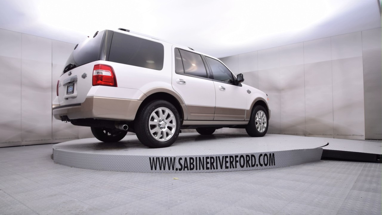 2014 white ford expedition 4d sport utility t6200a youtube. Black Bedroom Furniture Sets. Home Design Ideas