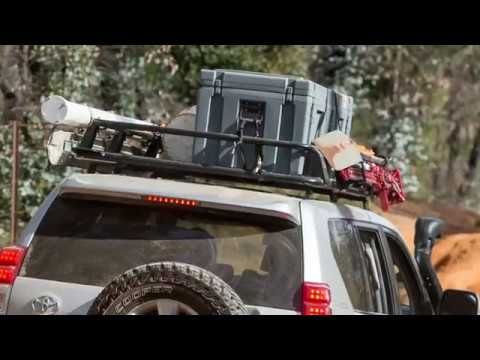 How Kings Roof Racks Fit Different Model Vehicles Youtube